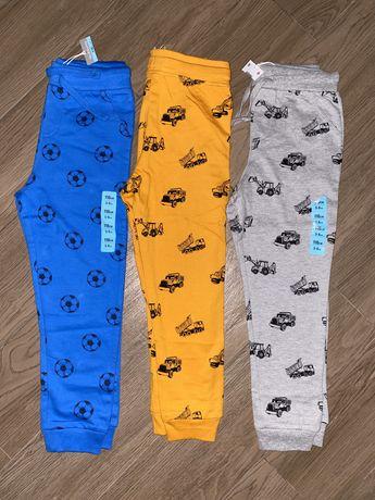 Футболки, штаны , шорты 98-140