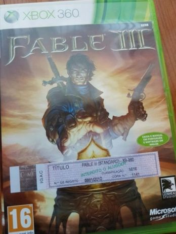 Xbox 360: Fable 3