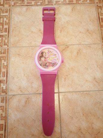 Zegar ścienny Soy Luna