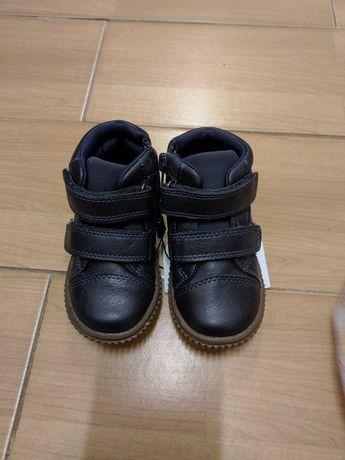 Новые детские ботинки Seaside 21 размер.
