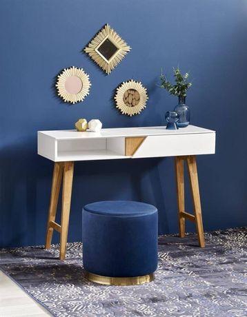 KN1 biurko skandynawskie w stylu skandynawski konsola DOWÓZ GRATIS