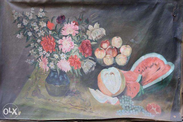 Натюрморт картина середина 20 века