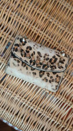 Кожаный кошелек Zara