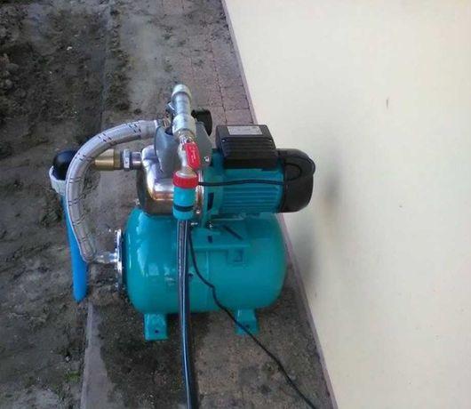 Szpilka wodna -  filtr studzienny / grot / studnia / igła