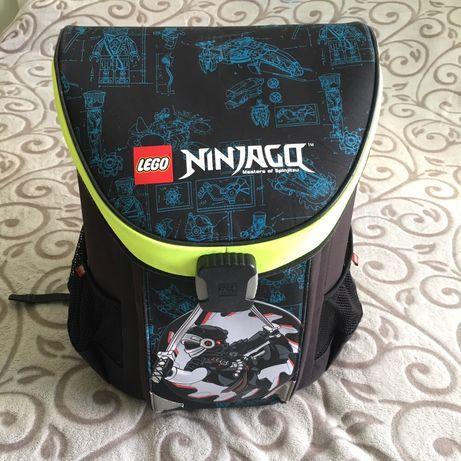 Крутой школьный ранец LEGO Ninjago (оригинал)
