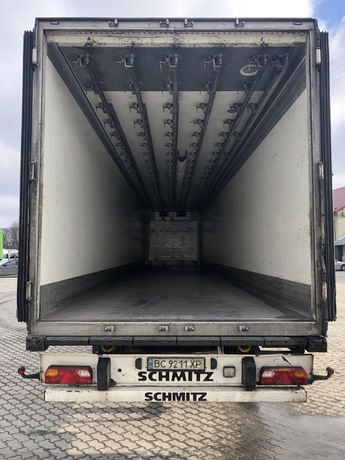 Schmitz Cargobull SKO 24 мясник реф