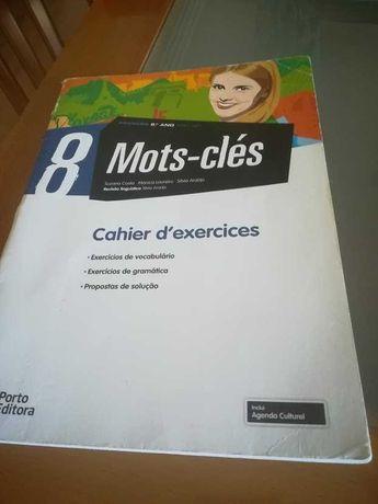 Varios  8º Ano- Livro de Exercícios