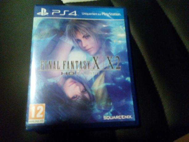Final Fantasy X / X-2 HD Remastered Ps4 Wysyłam