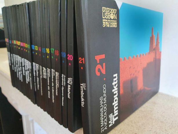 Coleção 21 Maravilhas à Volta do Mundo