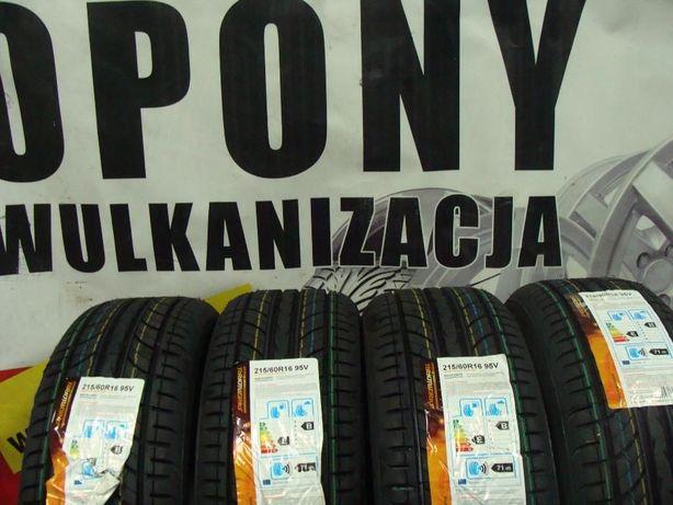 NOWE 215/60 R16 Premiorri Solazo GWARANCJA