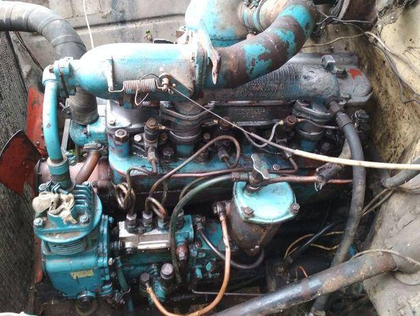 Газ 53 с двигателем МТЗ д240