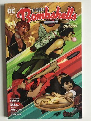Bombshells Vol 4 Queens Batwoman Wonder Woman 200+ stron