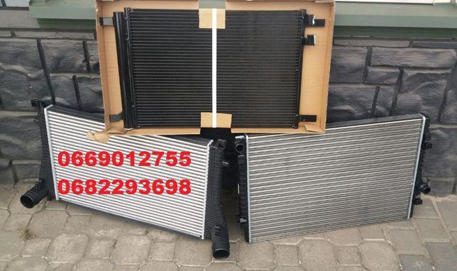 Радиаторы охлаждения интеркулер кондиционер AUDI A3 12- USA інтеркулер