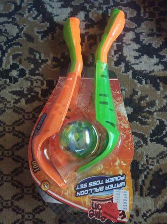 Zestaw balonów do rzucania