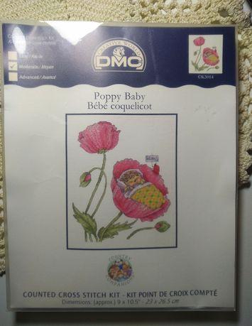 Новый набор DMC для вышивки крестиком