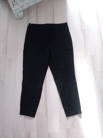 Nowe eleganckie czarne spodnie Vero moda L