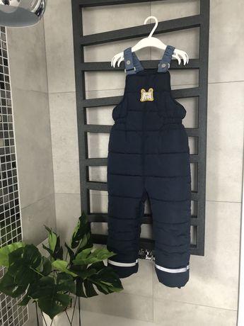 Spodnie narciarskie Zara