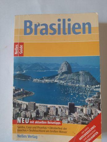 Путеводитель по Бразилии, на немецком языке