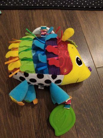 Zabawka sensoryczna jeżyk firmy Lamaze