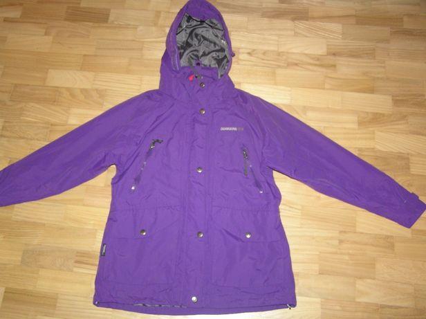 Куртка Didriksons 3 в 1 деми демисезонная еврозима для девочки лыжная