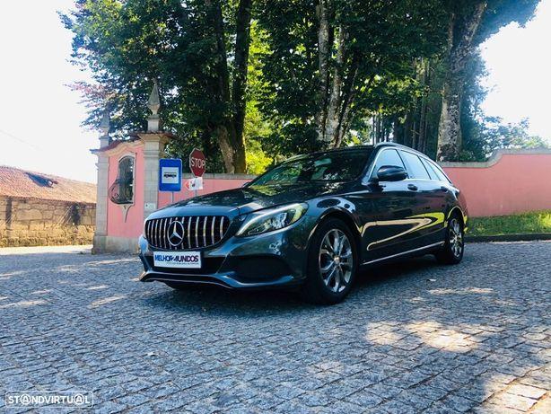 Mercedes-Benz C 300 h Exclusive
