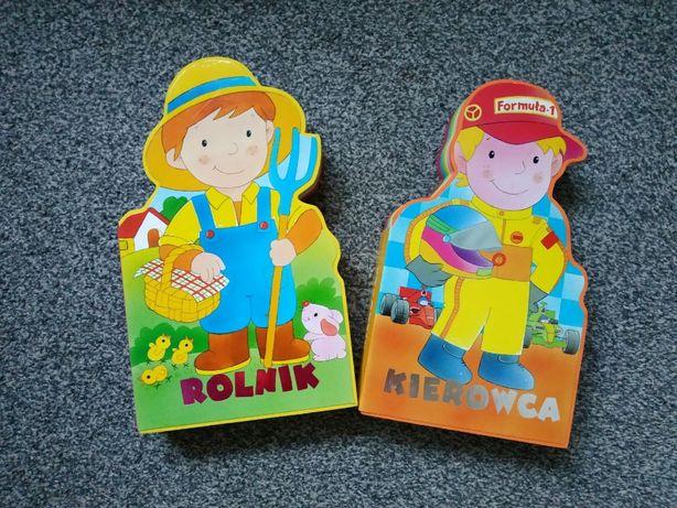 Książki dla malucha - piankowe