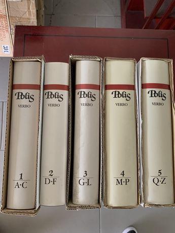 Enciclopédia POLIS (NOVA) - enciclopédia VERBO da Sociedade e do Estad