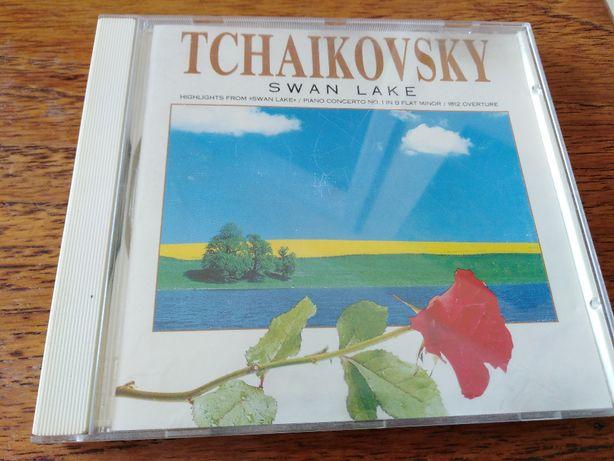 Tchaikovsky, Czajkowski, Swan Lake, Jezioro Łabędzie, CD