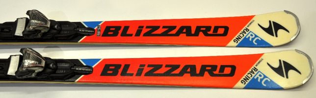 Narty Blizzrad RACING RC Ti 172 CM