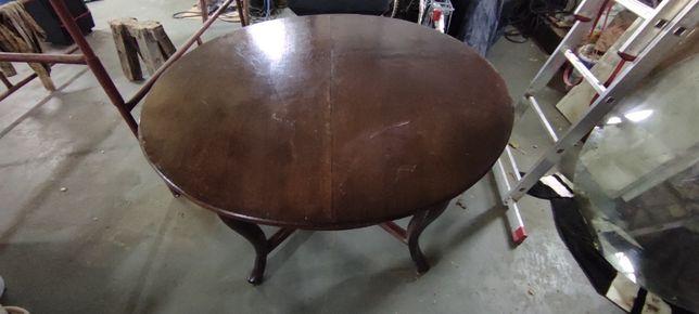 Okrągły dębowy stół !!!