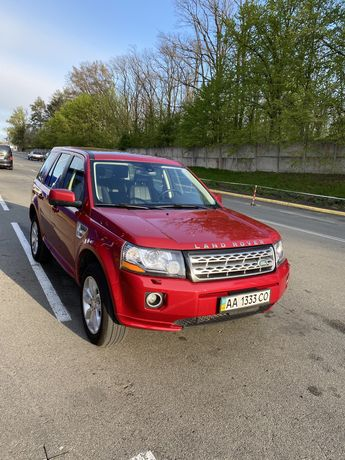Land Rover Freelander 2014 года