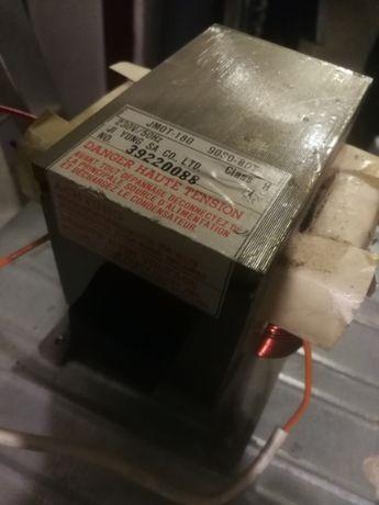 Transformator trafo z mikrofalówki zgrzewarka
