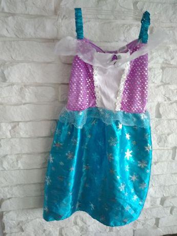 Sukienka, strój księżniczki na bal