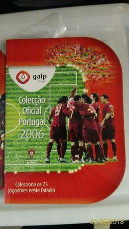 colecção futebol 2006