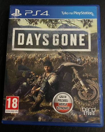 Days Gone w wersji na PS4