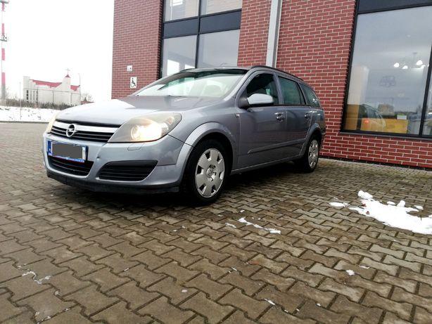 Opel Astra 2005 rok 1.6 Gaz klimatyzacja