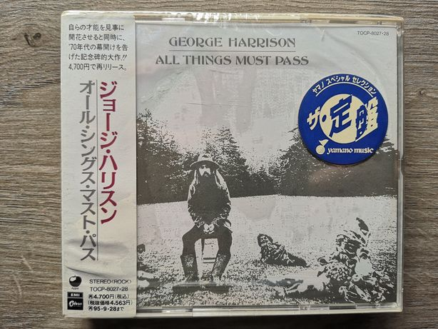 George Harrison – All Things Must Pass CD