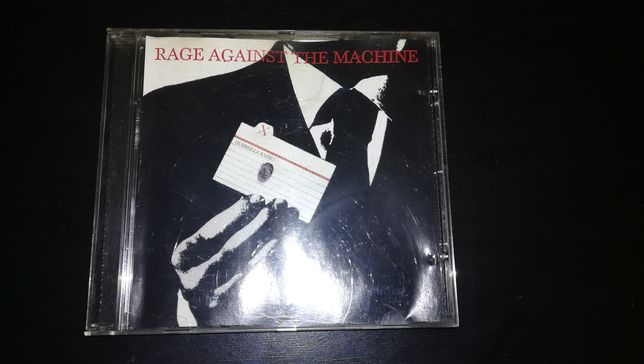 """CD """"Guerrilla Radio"""" de RATM Rage Against the Machine (Óptimo Estado)"""