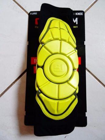 G-Form Pro X Ochraniacz na kolana, XL, Polimer NOWE,