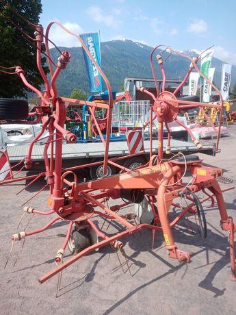 Przetrzasarka pająk Niemeyer HR 551  HUDRAULICZNY