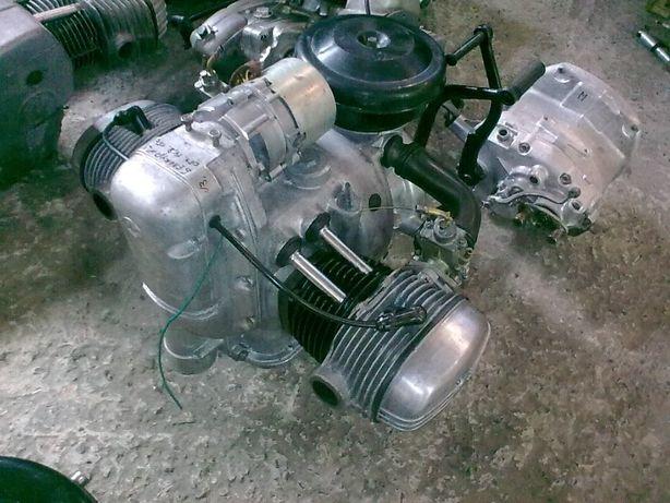 Урал К-750(Днепр мотор) М 72 двигун (коробка двигатель ) Мост колесо