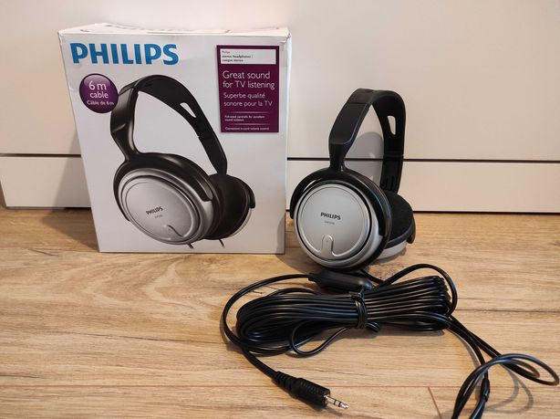 Słuchawki Philips SHP2500