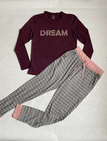 Мягкая пижама esmara костюм для дома и сна