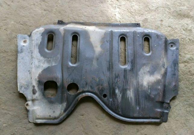 Защита двигателя рено логан фаза 1 защита дачиа логан поддон двигателя