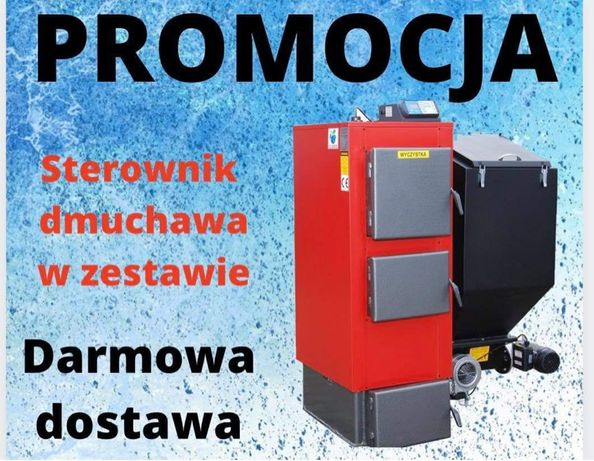 Producent Piecy Kociol co Piec z Podajnikiem 27 kw 16,18