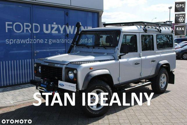 Land Rover Defender 110 TD5 DCab 2,5TDI 122KM