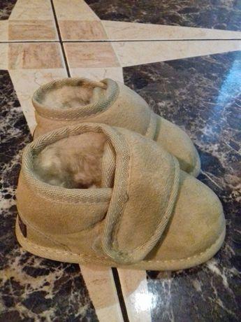 Wild Goose овчина.ботинки уги