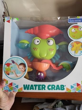 Zabawka krab do wanny, wody