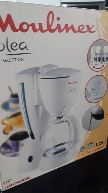 Maquina cafe moulinex