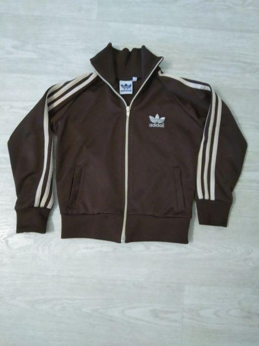 Кофта спортивная Adidas оригинал! На 6-7 лет . Полтава - зображення 1